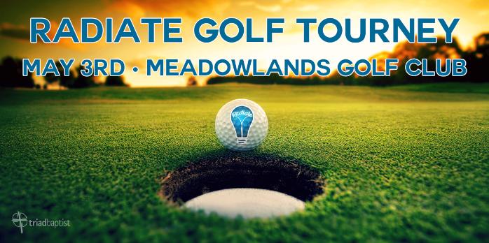 Radiate Golf Tournament