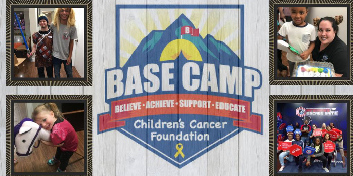 Basecamp Golf Tournament