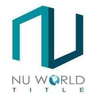 Nu World Title